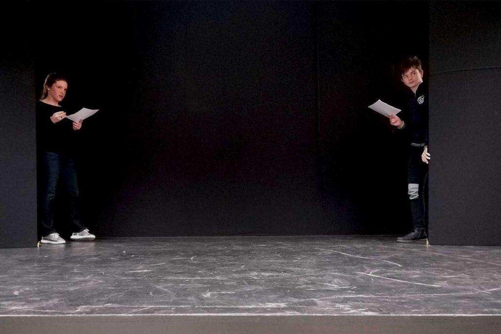 Recitazione Teatrale Adolescenti - LE EMOZIONI